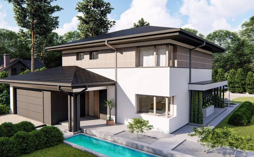 Проект дома Z426v1