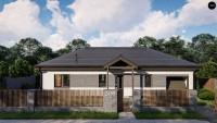 Проект дома Z488