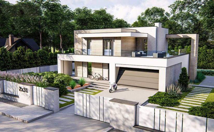 Проект дома Zx31