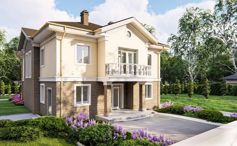 Проект дома Zz12