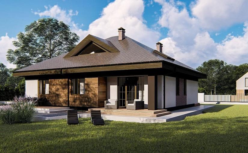 Проект дома Zz230v1