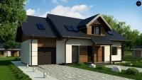 Проект дома Z405