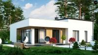 Готовый проект комфортного дома Zx35GL2