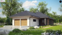 Проект дома Z327