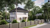 Проект дома Z437 Фото 1