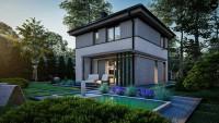 Проект дома Z437 Фото 2