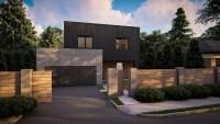 Проект дома Zx171 Фото 1