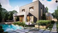 Проект дома Zx171 Фото 3