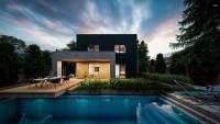 Проект дома Zx171 Фото 5