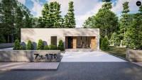 Проект дома Zx176