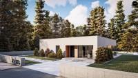 Проект дома Zx176 Фото 1