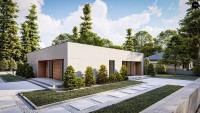 Проект дома Zx176 Фото 2