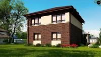 Проект дома Zx24 a v1 Фото 2