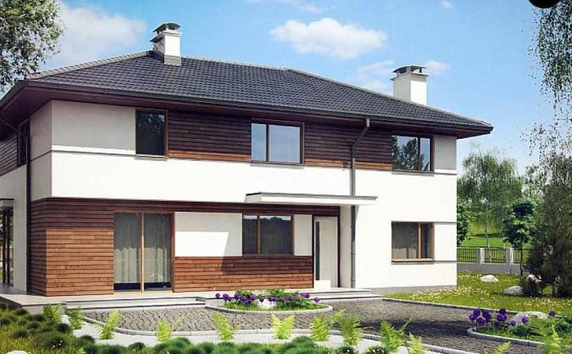Проект дома z159 pk