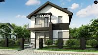 Проект дома z372 pk Фото 3