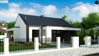 Проект дома Z381 Фото 1
