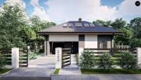 Проект дома Z482