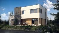 Проект дома zx59 pk Фото 1