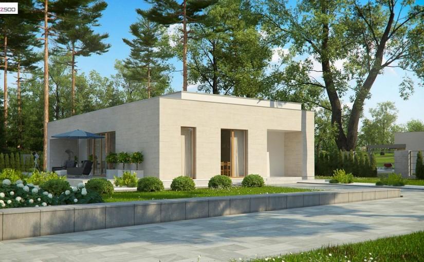 Проект дома Zx67