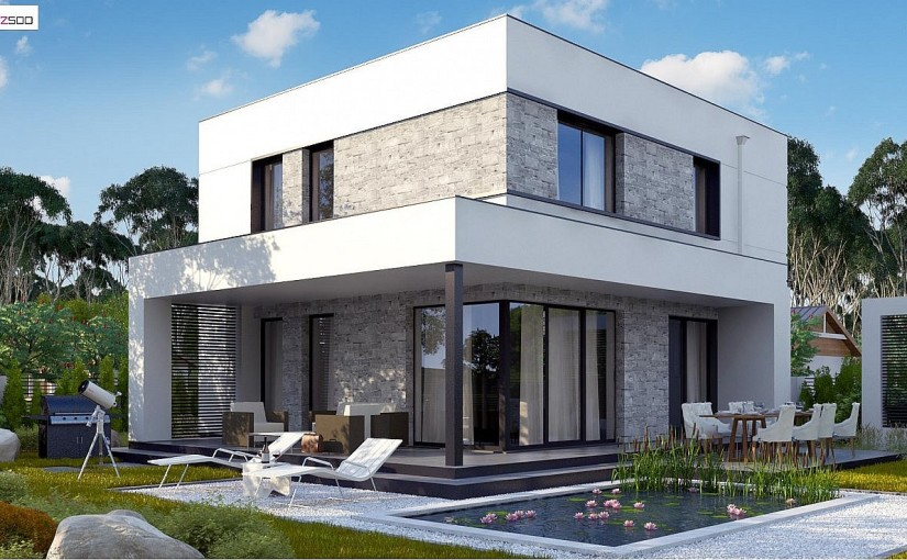 Проект дома Zx92pk
