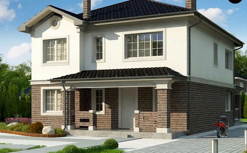 Проект дома Zz2 L BG pk