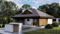 Проект дома Zz230 v1
