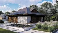 Проект дома Zz230 v1 Фото 1
