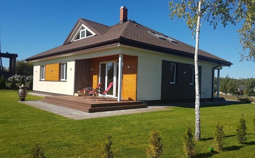 Проект дома Zz230