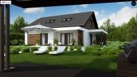 Проект дома Z462 Фото 3