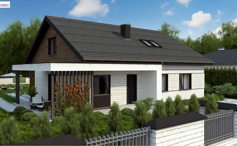 Проект дома Z462