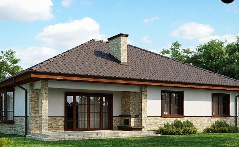 Проект дома Z10 P