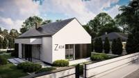 Проект дома Z434