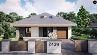 Проект дома Z439 Фото 5