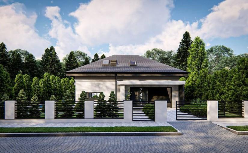 Проект дома Z479