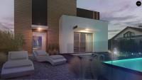 Проект дома Zx120 v2 Фото 2