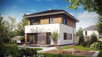 Проект дома Z295 P