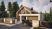 Проект дома Z493