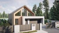 Проект дома Z493 Фото 1