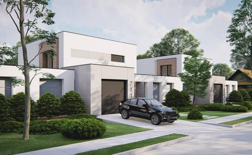 Проект дома Zx173