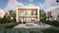 Проект дома Zx173 Фото 2