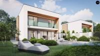 Проект дома Zx173 Фото 3