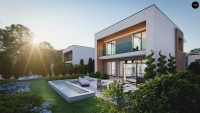 Проект дома Zx173 Фото 4