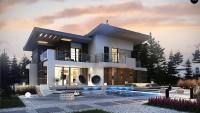 Проект дома Zx22 P