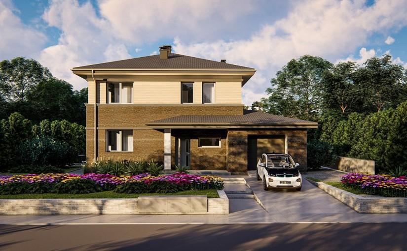 Проект дома Zz11k