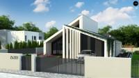 Проект дома Zx201 +