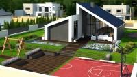 Проект дома Zx201 + Фото 3
