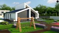 Проект дома Zx201 + Фото 4