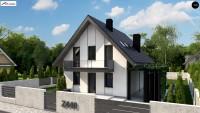 Проект дома Z440 Фото 2