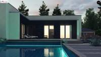 Проект дома Zx160 Фото 1