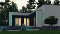 Проект дома Zx160 Фото 3
